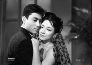 「朱の花粉」㈭ (C)1960 松竹株式会社